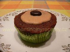 Kávové muffiny Desserts, Food, Tailgate Desserts, Deserts, Essen, Postres, Meals, Dessert, Yemek