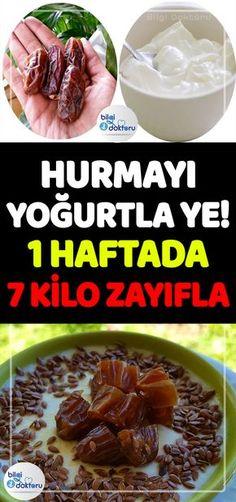 Bu diyet göbeğini eritmek isteyenler için birebir. İşte haftada 7 kilo verdiren hurma yoğurt diyeti…
