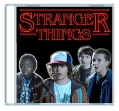Stranger Things Mixtape. Spotify link: https://open.spotify.com/user/timeladylibrarian/playlist/2sombePQAos6QbjjKp1cVL