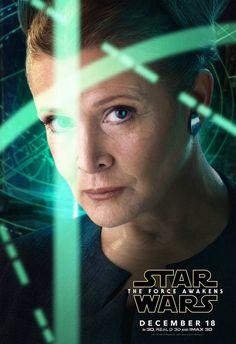'Star Wars: El despertar de la Fuerza': Pósters de personajes - CINEMANÍA