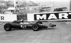 1966. Mónaco.