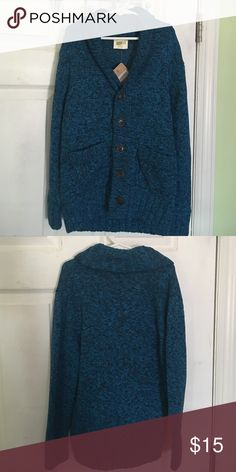 Cardigan Sweater Button Down Cardigan Sweater Crazy 8 Shirts & Tops Sweaters