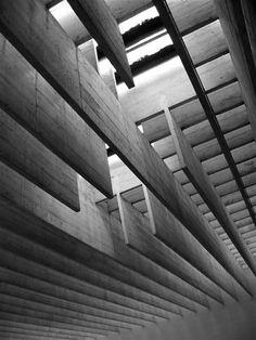_The Nordic pavillion, Venice Biennale,  _Sverre Fehn