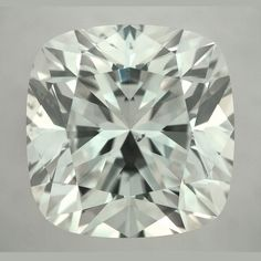 3.06 Carat J Color Cushion Diamond, VS2, GIA Certified from Enchanted Diamonds