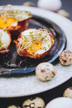 Babeczki jajeczne – nietypowy pomysł na Wielkanocne śniadanie