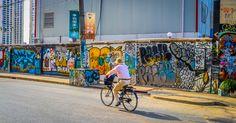 https://flic.kr/p/wd9jHd | Graffiti art in the Moganshan Road - Shanghai - China
