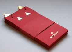 mulberry red packet