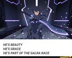 He's beauty. He's grace. He's a gay from an alien race. (Original content,  don't steal lol)