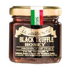 Miel con Trufa negra La Rustichella Italia