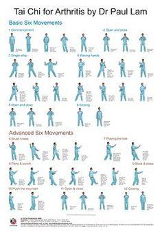 Tai Chi For Arthritis Advanced Pain Management Paul Lam Yoga For Arthritis, Arthritis Exercises, Rheumatoid Arthritis, Pilates, Aikido, Tai Chi Moves, Learn Tai Chi, Tai Chi Exercise, Spirit Science