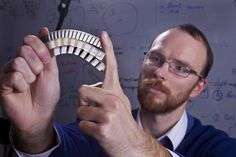 Tough, Flexible Material Could Protect Soldiers & Astronauts