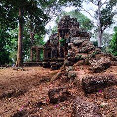 Ruin Angkor Vat
