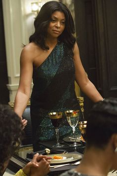21 Reasons You're About to Be Obsessed With the Style on Empire: We loved Cookie Lyon's over-the-top fashion before we even saw Taraji P. Vanity Fair, Serie Empire, Empire Cookie, Empire Season, Hip Hop, Taraji P Henson, Culture, Shows, Classy Women