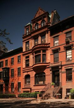 87 Remsen Street, Brooklyn, NY, 1889 Architect: William H. Beers