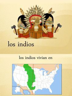 I'm reading Los Indios on Scribd