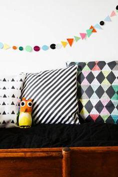 cushions cushions and cushions!