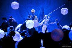 """TG Musical e Teatro in Italia: Al Teatro Coccia """"La principessa Turandot""""."""