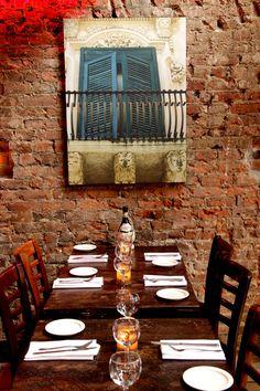 Dining room  #italian #italiancooking #theatredistrict #finecusine #nycrestaurants #design http://www.danielarestaurant.com/Gallery