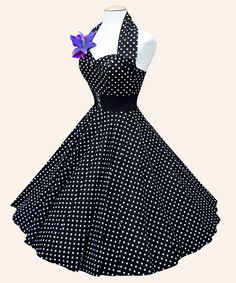 50s circle dress, £129 with petticoat