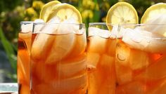 Iced tea is a drink that is popular and a favorite tea by anyone in this world. This tea is good to drink and is considered to be the summer drink that. Benefits Of Iced Tea, National Iced Tea Day, Sumo Natural, Making Iced Tea, Southern Sweet Tea, Sun Tea, Ginger Peach, Sweet Spice, Peach Schnapps