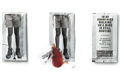 anti-mine campaign