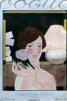 Fashion Magazine Covers - Online Archive for Women (Vogue.com UK) NOVEMBER 1924
