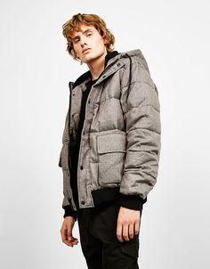Jackets - Coats and jackets - NEW COLLECTION - MAN - Bershka Colombia
