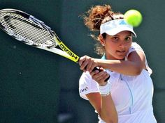 Sania Mirza is a well known tennis player.. know more about her workout routine and diet plan. #SaniaMirzaRoutine