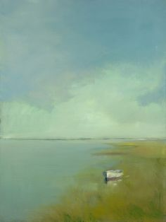By Myself    oil/canvas    Anne Packard ~ American (b.1933) ~ Contemporary ~ Impressionism  Tuesday August 1st – Open Thread | The Last Refuge