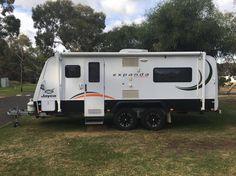 EXPANDA HIRE - KYABRAM/VIC 2013 Jayco Expanda Outback 17.56-2 (Kyabram) - C n C Hire AUS