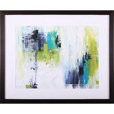 Found it at AllModern - This Year's Love by Julie Hawkins Framed Painting Print