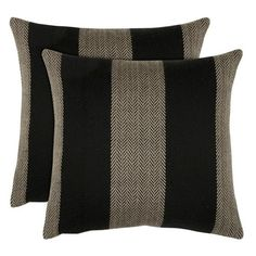 I pinned this Herringbone Pillow from the Rizzy Home event at Joss and Main!