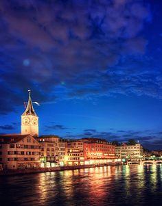 Zurich ~ Switzerland