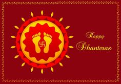 May goddess Lakshmi bless your job or business to do well in spite of all odds like the enduring charms of gold and diamonds.  Happy Dhanteras