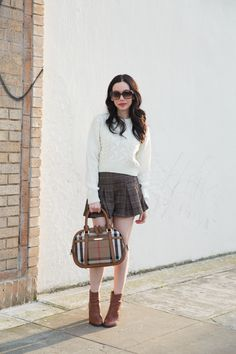 Winter Shorts with Revolve Clothing
