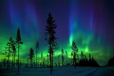 Alternative Holiday Ideas: 7 Best Places To See The Northern Lights! + Photography Tricks and General Tips To Plan Your Trip! in Alaska, Eureka, Finland, Greenland, Iceland, Kangerlussuaq, Lapland, Norway, Reykjavik, Scotland, Shetland Islands, Svalbard, Tromso, United Kingdom, USA - Travel - Hand Luggage Only