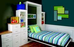 teen bedroom murphy open   ethan bedroom
