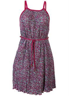 Vestido Plissado Pink - Posthaus