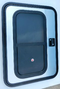 Check out http://teardroptrailerparts.com!  We have a huge selection of windows and doors to fit your teardrop trailer or rv.