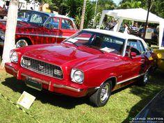 https://flic.kr/p/aaVoUE | Ford Mustang II | 7º Encontro de Carros Antigos de Jataizinho www.fotolog.com.br/ldb_machines delfinomattos.blogspot.com/