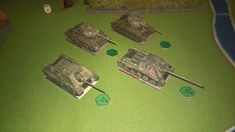 Soviet tanks from table top game. All in scale. and Each tank has target selector token. Tank War, Tanks, Scale, Target, Paper, Top, Weighing Scale, Shelled, Stairway