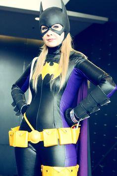 Hallo Batgirl ...