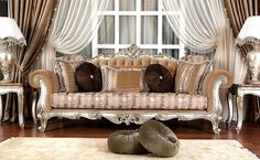 Beylerbeyi classic sofa set new collection with different color size and fabric options Turkish Furniture, Classic Sofa Sets, Bed Design, Royal Furniture, Classic Sofa, Classic Furniture, Sofa Set, Usa Furniture, Luxury Seating