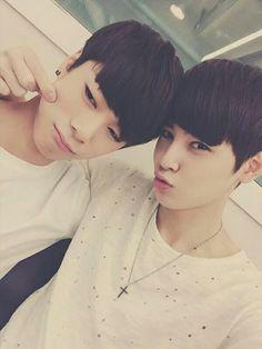 Moonbin & Eunwoo