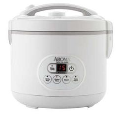 Aroma 12-Cup Digital Rice Cooker and Food Steamer ARC-926D