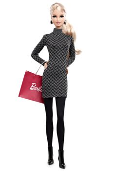 City Shopper™ Barbie® Doll - Blonde