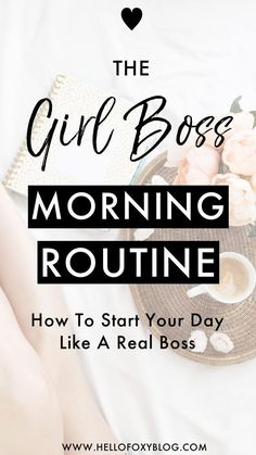 A needs a special, productive morning routine to be able to run her day and get sh* done. This morning routine is perfect for every girl boss out there who want to start their day with a productive morning routine. Start your day like a boss! Evening Routine, Night Routine, Morning Habits, Morning Routines, Daily Routines, Morning Routine Printable, Daily Routine For Women, Daily Routine Schedule, Working Mom Schedule