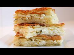 Kolay Su Böreği | Pratik Su Böreği | Yalancı Su Böreği Tarifi (Water Pastry) - YouTube