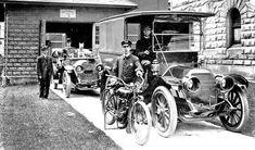 Oldsmobile Supplies Vehicles to Lansing Michigan Police Patrol