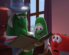 Watch VeggieTales: Easter Carol